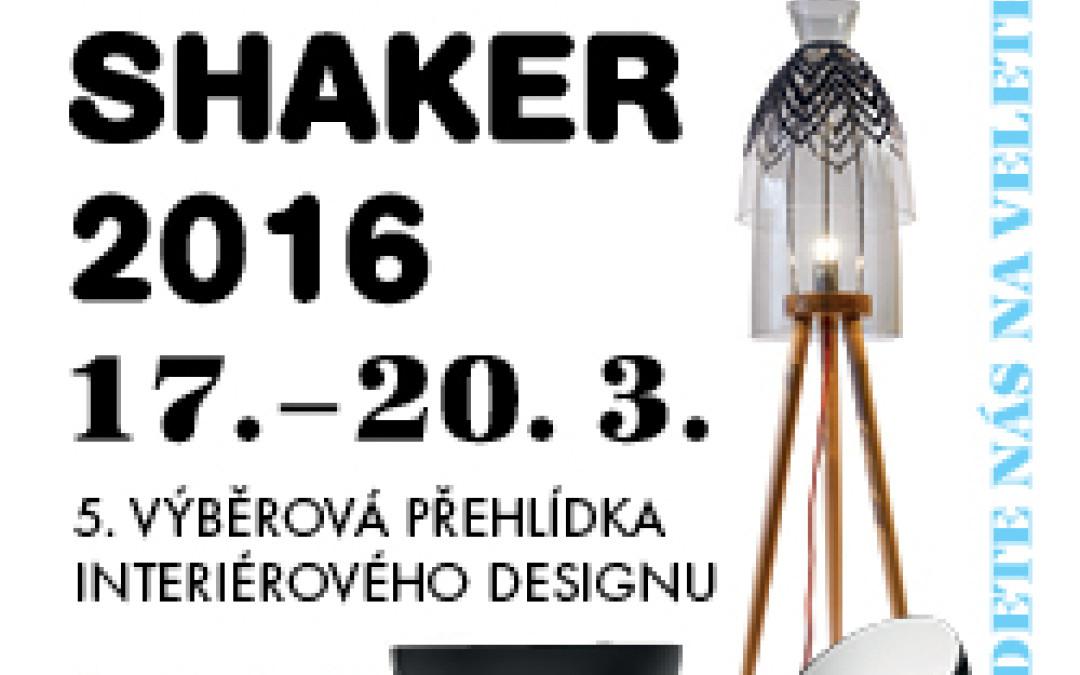 PanSlavista se zúčastní veletrhu Design Shaker 2016 v Letňanech!